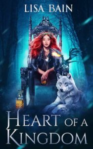 Heart Of A Kingdom Cover Lisa Bain