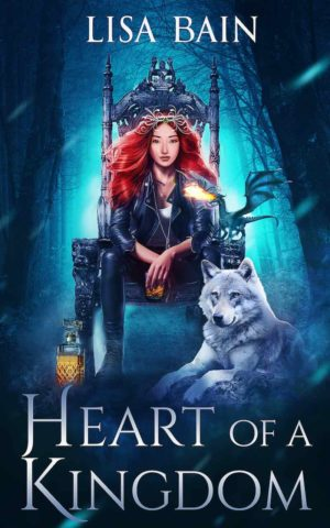 New Book: Heart Of A Kingdom